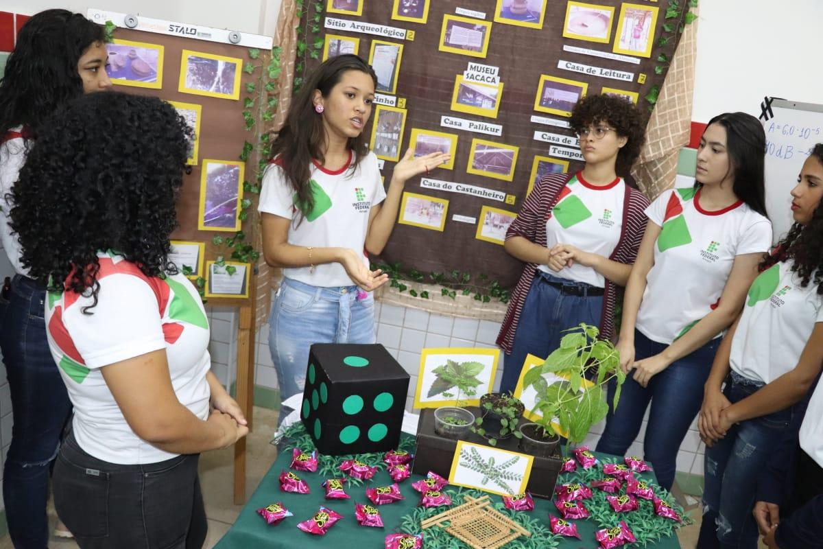Projeto incentiva integração curricular