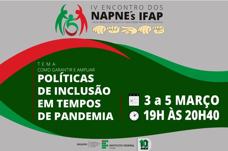 Ifap discute educação inclusiva em evento