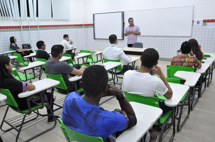 Projeto Boas-vindas recepciona estudantes