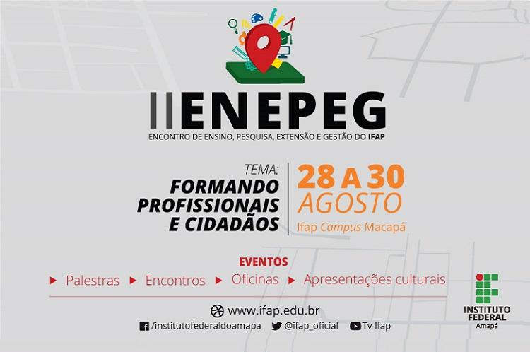 Enepeg abre inscrições gratuitas
